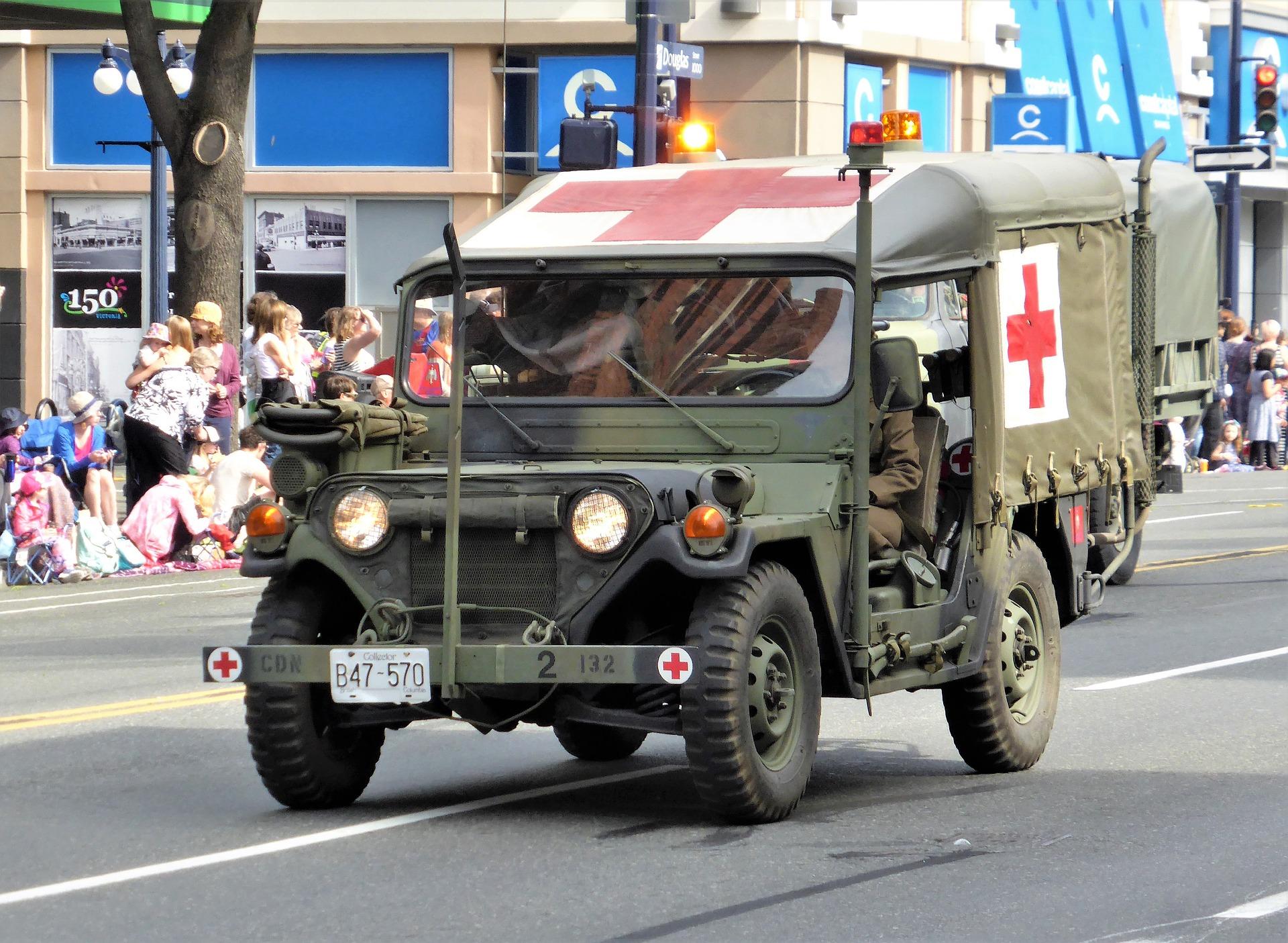 Assistência Médico-Hospitalar de Militar